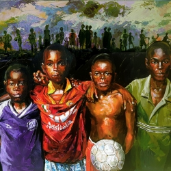 roots football 2 140 x 120cm